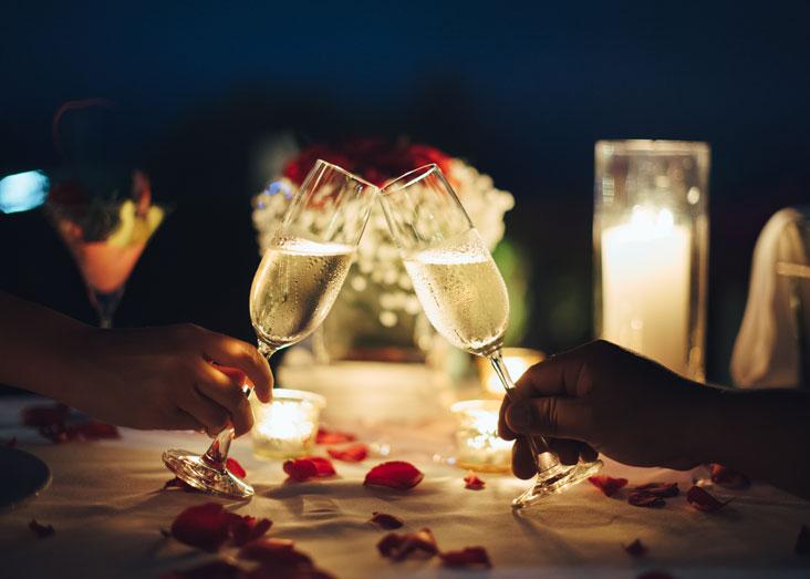 Soirée romantique
