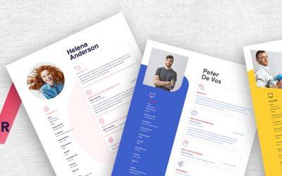 Quelle mise en page utilisez-vous pour votre CV ?